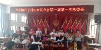 天长市万寿镇圆满完成村级妇联组织改革工作 - 妇联