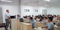 我校圆满完成2017级研究生入学教育活动 - 安徽科技学院