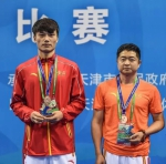 王春雨女子800米强势夺冠! - 省体育局