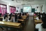 外国语学院举办上海龙文教育专场招聘会 - 安徽科技学院