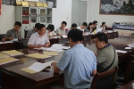 建筑学院推进新学期期初教学专项检查工作 - 安徽科技学院