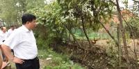 张海阁局长赴霍邱县猫台村开展扶贫调研慰问 - 安全生产监督管理局