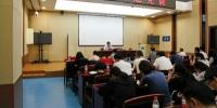刘群英为学校思政干部上党课 - 安徽医科大学