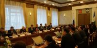 安徽研修班学员在俄与地方政府部门及工商界人士开展交流座谈 - 外事侨务办
