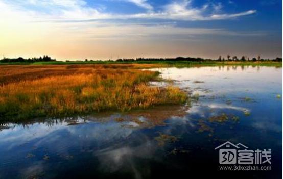 南湖湿地公园是皖北地区规划面积最大的水上娱乐、旅游、休闲度假景区。目前,园内野生湿地植物资源丰富,已有各种植物100余科,仅湿地植物就达36余科74余种,各类侯鸟20余种,水生鱼类18种以及各种鼠兔、草兔、黄鼠等湿地兽类。每年都有大量侯鸟,如大雁、白鹤在湿地公园迁徙栖息,还有数千只其它鸟类在此过冬。该公园自保护建设以来,完善了排污设施,杜绝污染源进入湿地,同时每天有2万立方米净水进入湖区,使之流动循环,再加上植物的自然净化,常年水质保持二类标准以上。南湖湿地公园的整体框架已经搭建,依据总体规划,将建成