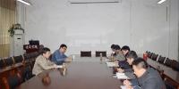 校领导调研指导建筑学院工作 - 安徽科技学院