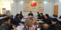 省民政厅接受基层党组织标准化建设专项验收考核 - 安徽省民政厅