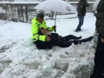安徽公安出动警力6.8万余人次 全力以赴抗冰雪保安全护稳定 - 公安厅