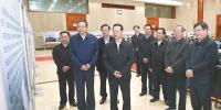张高丽在安徽调研推动长江经济带发展工作 - 徽广播