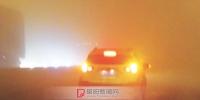 阜阳市发布今冬首个红色大雾预警 - 中安在线