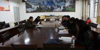 校领导指导财经学院、建筑学院人才引进工作 - 安徽科技学院