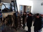 安庆市宜秀区扎实冬季农机安全生产 - 农业机械化信息