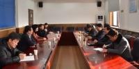 高维岭局长、王大军副局长会见蚌埠市张晓静副市长一行 - 省体育局