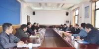 省人大常委会副主任谢广祥到省体育局走访调研 - 省体育局