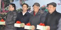 舒城县城关镇举行《幸福村志》首发式 - 安徽新闻网