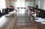 省局党组全体成员分赴各地气象部门参加指导民主生活会 - 气象