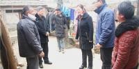 吴丽华副局长赴利辛县丁寨村扶贫点开展走访慰问活动 - 食品药品监管局