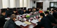 省供销社党组召开2017年度民主生活会 - 供销合作社