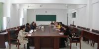龙湖校区举行文化活动部署会 - 安徽科技学院