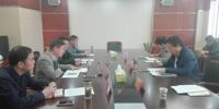 驻厅纪检监察组组长贾宝明  深入部分基层审计机关开展调研 - 审计厅