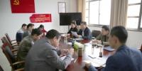 方正副厅长深入安庆、池州审计机关开展工作调研 - 审计厅