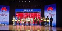 我校代表队在2018年中国大学生计算机设计大赛安徽省赛中再获一等奖 - 安徽科技学院