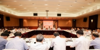 刘明波副主任出席进一步完善长三角地区立法工作协同座谈会 - 人民代表大会常务委员会