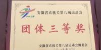 省工商局积极组织参加省直机关第八届运动会并取得良好成绩 - 工商局