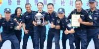 安徽代表队在全国公安系统手枪实用射击比赛中荣获佳绩 - 公安厅