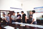 李大华副局长指导省局综治联系点(广德县)综治工作 - 安全生产监督管理局