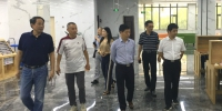 校领导率队赴省内高校图书馆考察交流 - 安徽科技学院