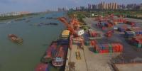 【40年改革领跑路】丨蚌埠港:河海联运成就千里淮河第一港 - 徽广播