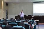 南开大学创业研究中心教授来校作创新创业教育学术报告 - 安徽科技学院