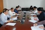 于勇参加厅办公室党支部集体学习 - 安徽省民政厅