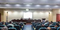 中国传媒大学教授应邀来校作高等教育发展形势专题报告 - 安徽科技学院
