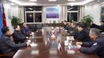 姜明赴蚌埠监狱、蚌埠强制隔离戒毒所、蚌埠市众信公证处调研 - 司法厅