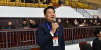 中国羽毛球俱乐部超级联赛蚌埠主场比赛开赛 - 省体育局