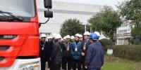 张海阁深入广德县督导危险化学品安全生产和应急管理工作 - 安全生产监督管理局