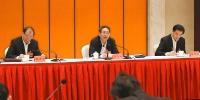 李锦斌参加安庆代表团审议 - 徽广播