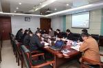 蚌埠市妇联来校洽谈交流脱贫攻坚工作 - 安徽科技学院