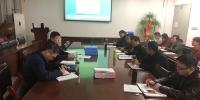 校领导调研指导农学院专业评估工作 - 安徽科技学院