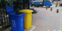 垃圾桶也偷? 合肥环卫工抹泪报案:一下丢了5个 - 安徽网络电视台