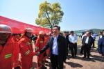 省委常委、常务副省长邓向阳赴芜湖市检查森林防火和安全生产工作 - 安全生产监督管理局