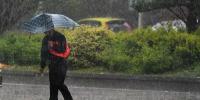 安徽多地降温超20℃ 大雨冲刷助芜湖空气质量全国第一 - 安徽网络电视台