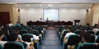 安徽工程大学教授应邀来我校作学术报告 - 安徽科技学院