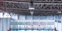 校首届教职工气排球赛开赛 - 安徽科技学院