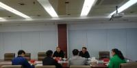 省教育厅教育技术装备采购监督管理办公室来校调研指导招标采购工作 - 安徽科技学院