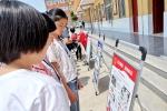 """善念在眉宇 """"爱+""""在心涧 亳州志愿者服务群众零距离 - 徽广播"""